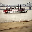 The River Boat - New Orleans by mattnnat