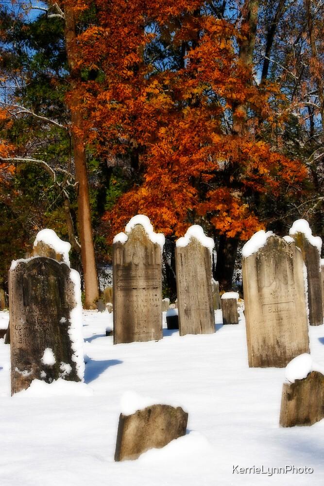 Winter in Autumn by KerrieLynnPhoto