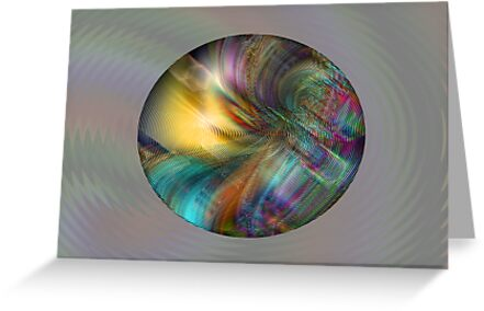 Hologram Abstract  (G0498) by barrowda