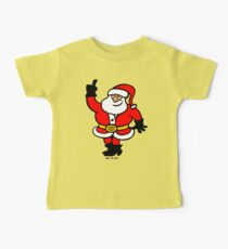 Santa Claus Celebrating Kids Clothes
