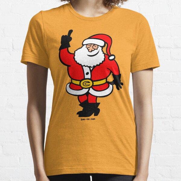 Santa Claus Celebrating Essential T-Shirt
