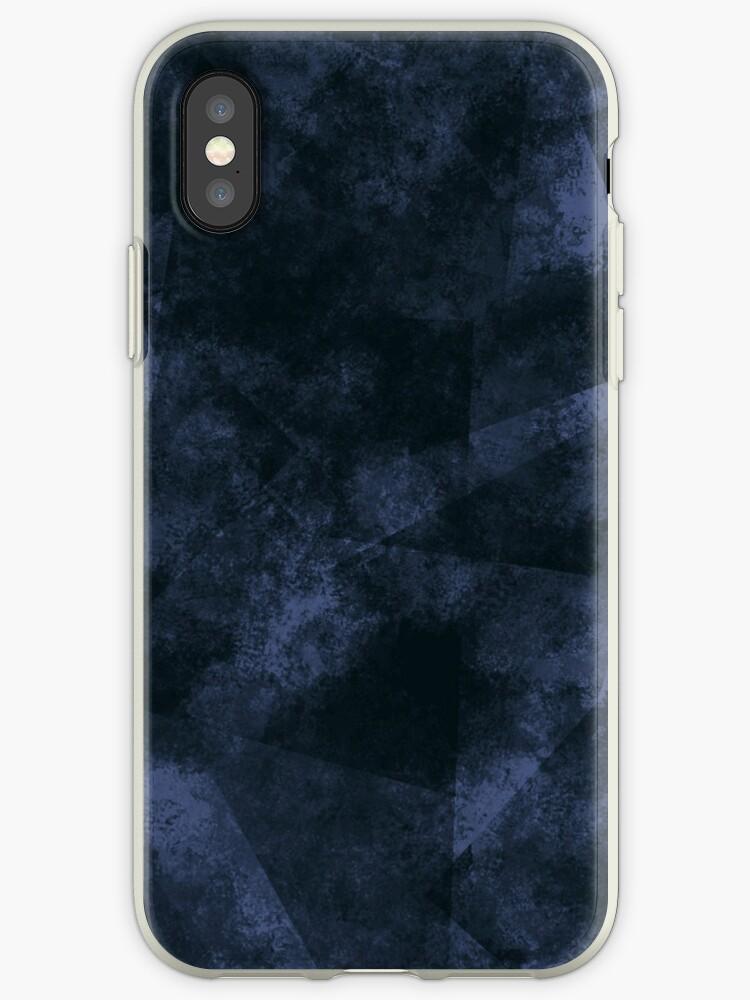 Urban Grunge Texture iPhone Case by Denis Marsili