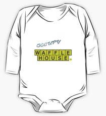 Occupy Waffle House One Piece - Long Sleeve