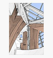 Interior - Walt Disney Concert Hall Photographic Print