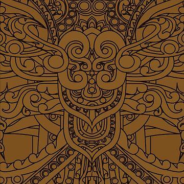 Balinese art 2 by elangkarosingo