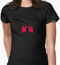 Love Doves Red T-Shirt