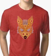 Shine Fox Tri-blend T-Shirt
