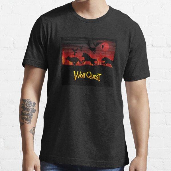Fire! - WolfQuest Dream Essential T-Shirt
