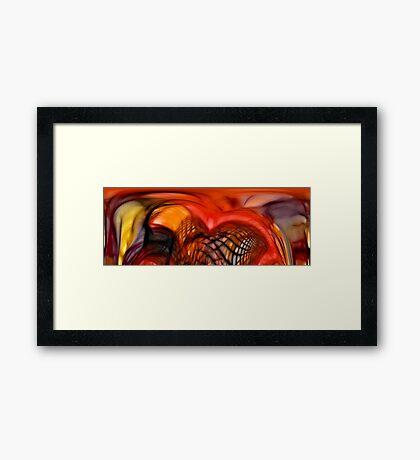 12420 Framed Print