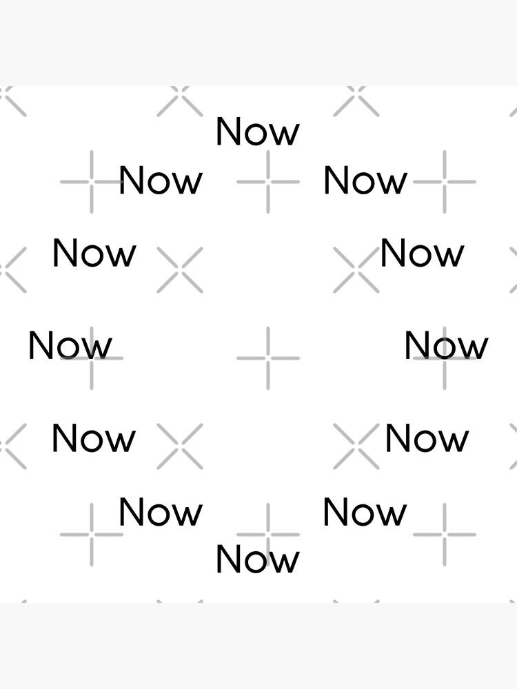 Now is Zen™ Clock by Jeffest