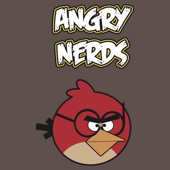 TShirtGifter presents: Angry Nerds