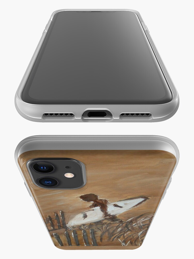 Alternate view of SunSet Surf iPhone Case & Cover