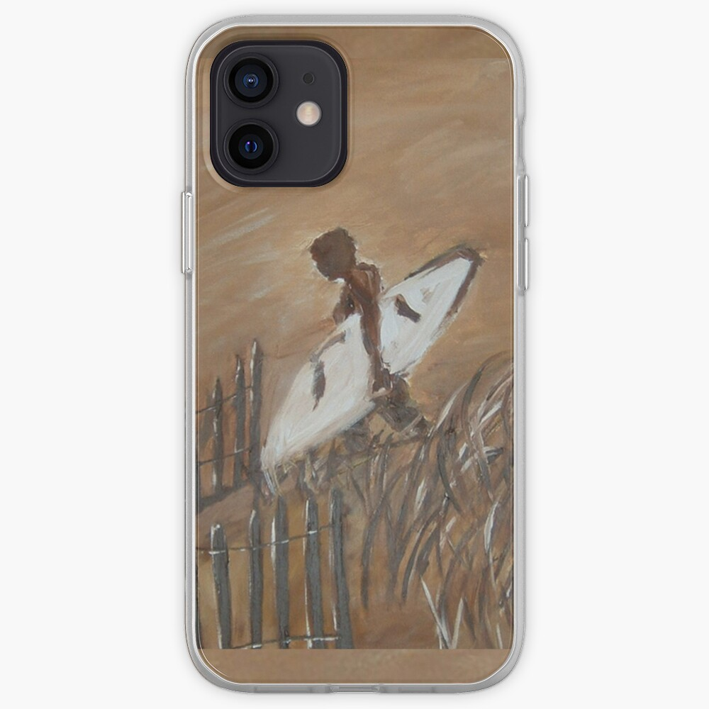 SunSet Surf iPhone Case & Cover