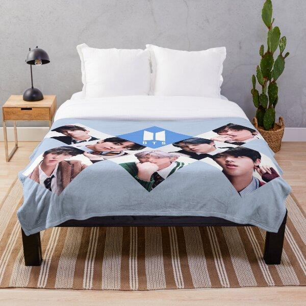 BTS Throw Blanket
