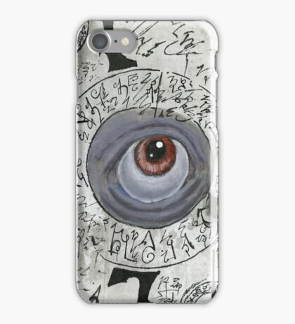 Eye...phone. iPhone Case/Skin