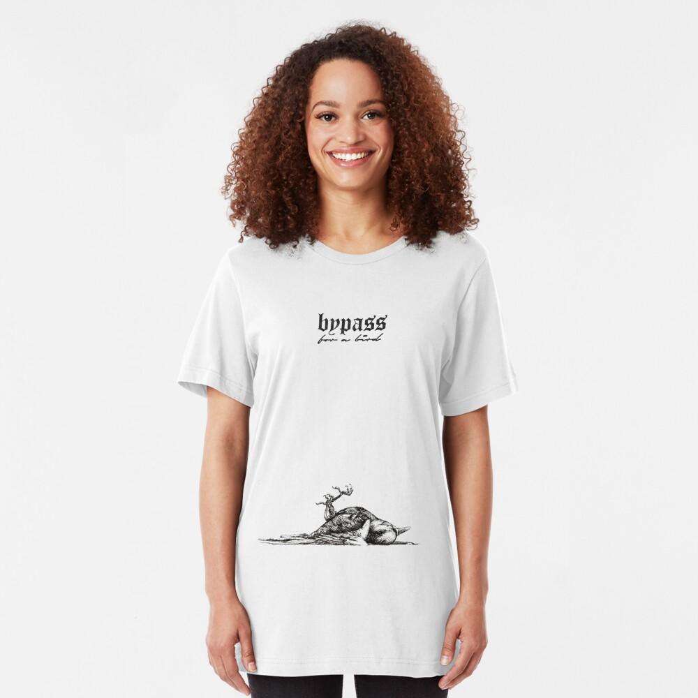 Bypass For A Bird Slim Fit T-Shirt