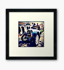 Fiat Framed Print