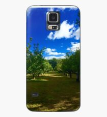 Apple Trees  Case/Skin for Samsung Galaxy