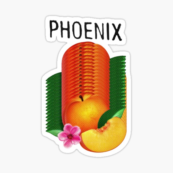 Phoenix Bankrupt Sticker