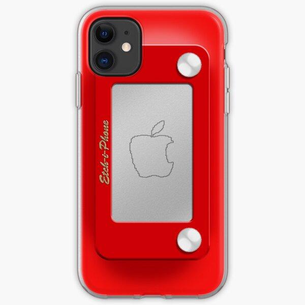 Etch-i-Phone iPhone Soft Case