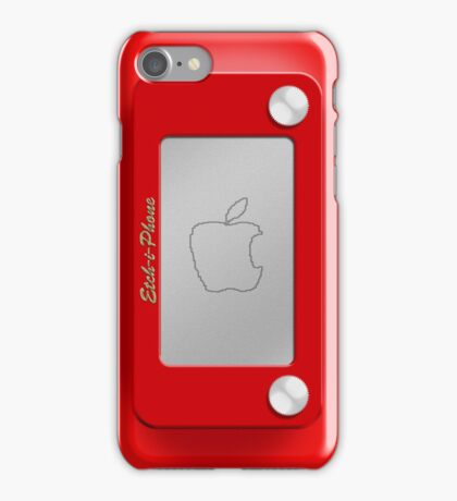 Etch-i-Phone iPhone Case/Skin