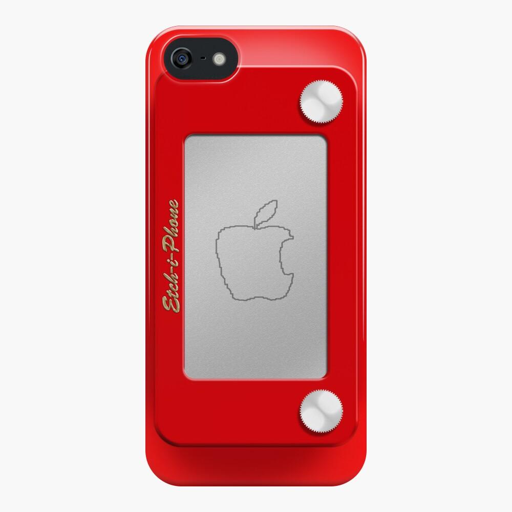 Etch-i-Phone iPhone Case & Cover