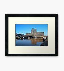 Carrickfergus Castle Framed Print