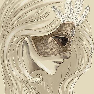 Mask by Shosetsu