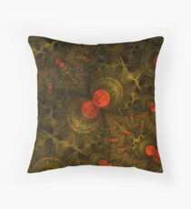 Unearthed Chambers Throw Pillow
