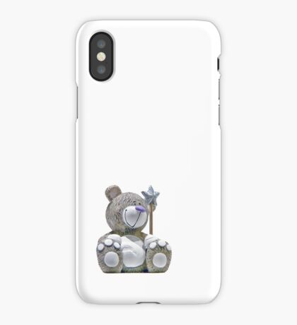 Wishing Bear iPhone Case