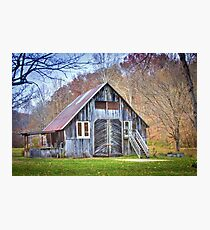 StoryInn Barn Photographic Print