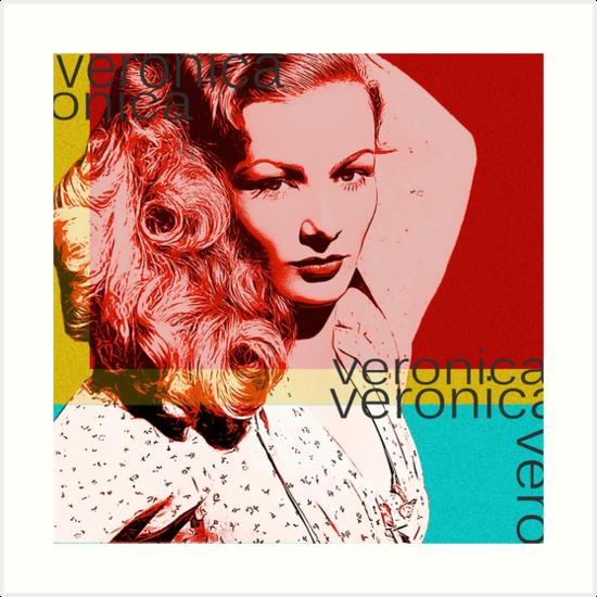 Veronica by Glenyss Ryan