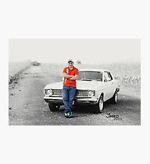 Senior Photographic Print