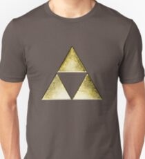 Force of three, golden version T-Shirt