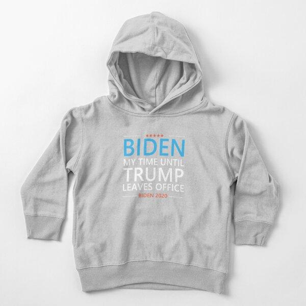 KING THREADS Talk Bernie to Me Sanders 2020 Toddler Hooded Sweatshirt