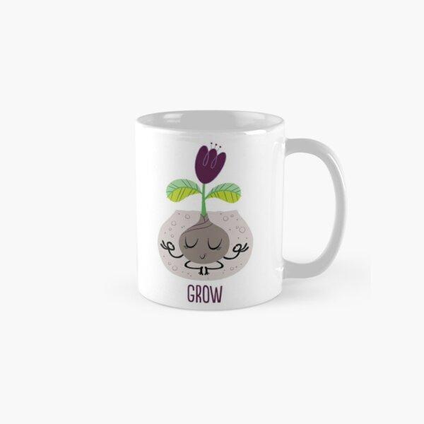 Grow Yoga Classic Mug