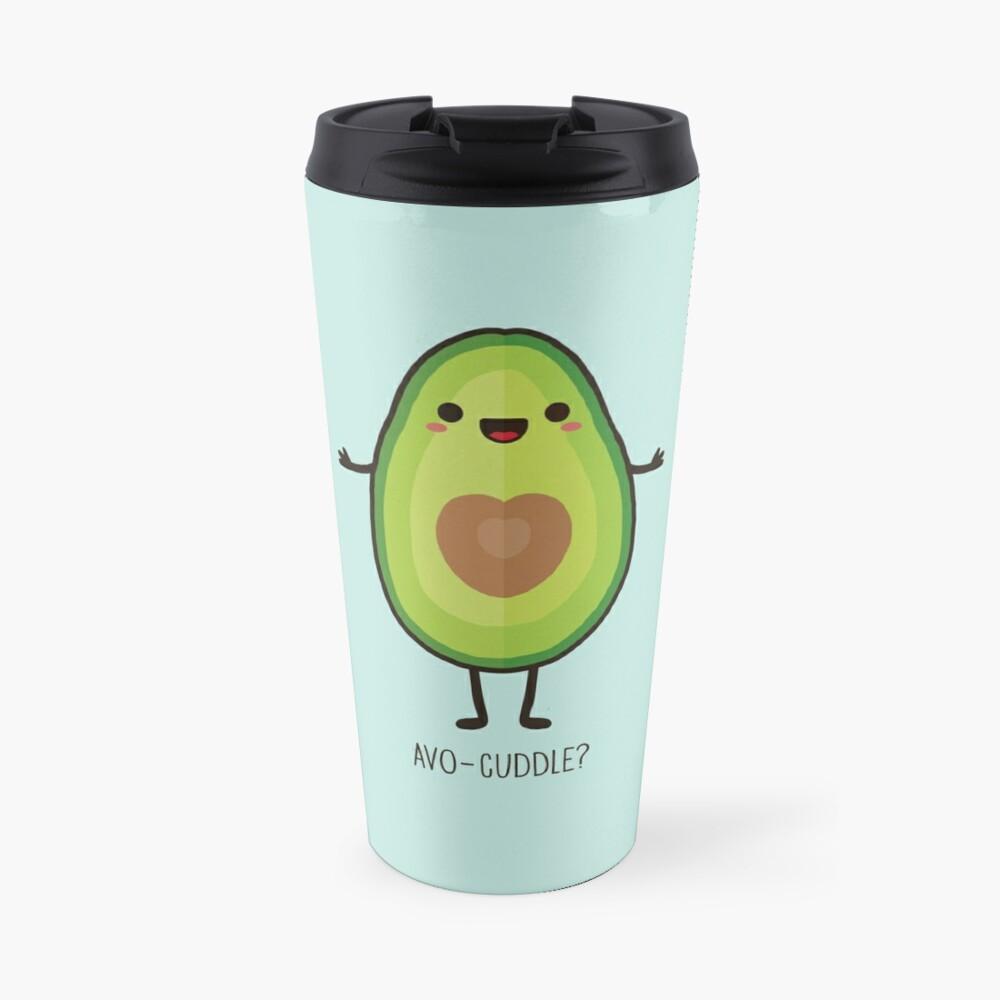 Avo-cuddle? Travel Mug