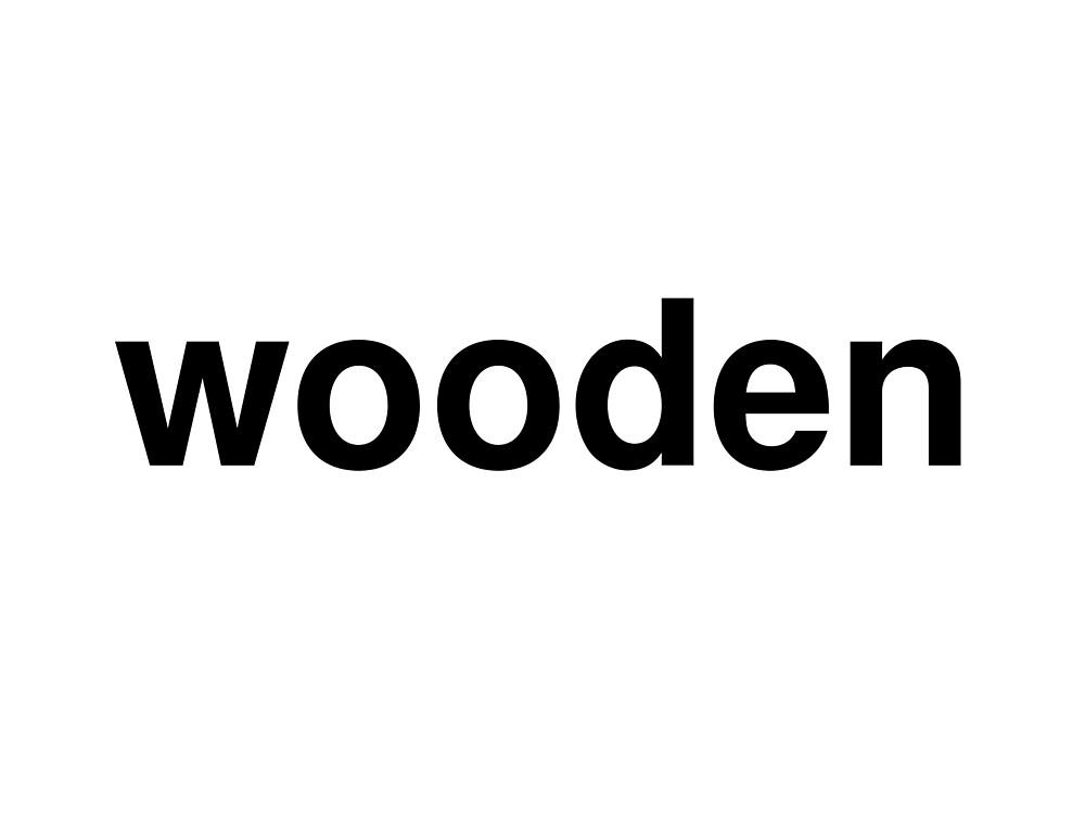 wooden by ninov94
