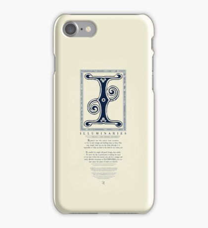 Illuminaries - iPhone Mode. iPhone Case/Skin