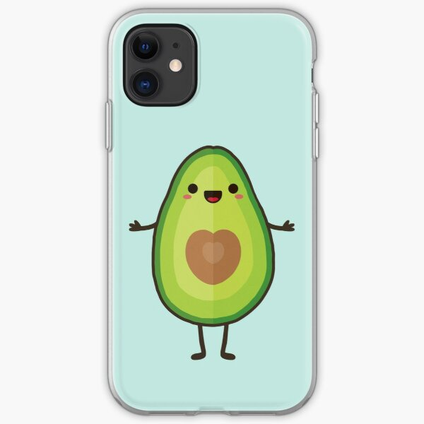 Avo-cuddle? iPhone Soft Case