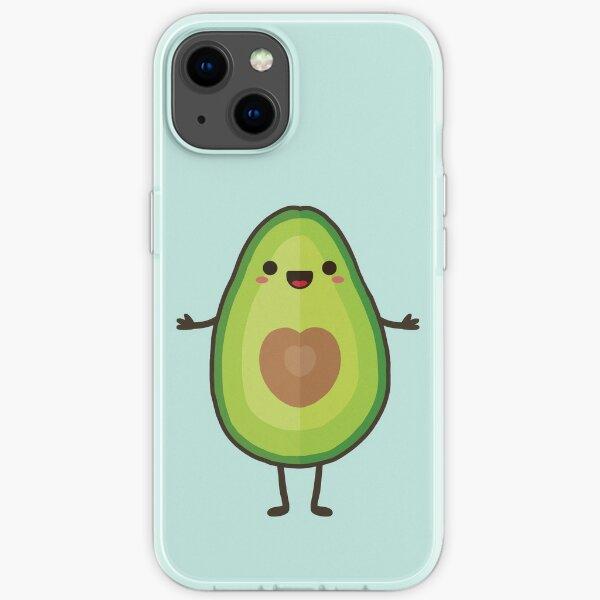 Avo-cuddle? iPhone Soft Case