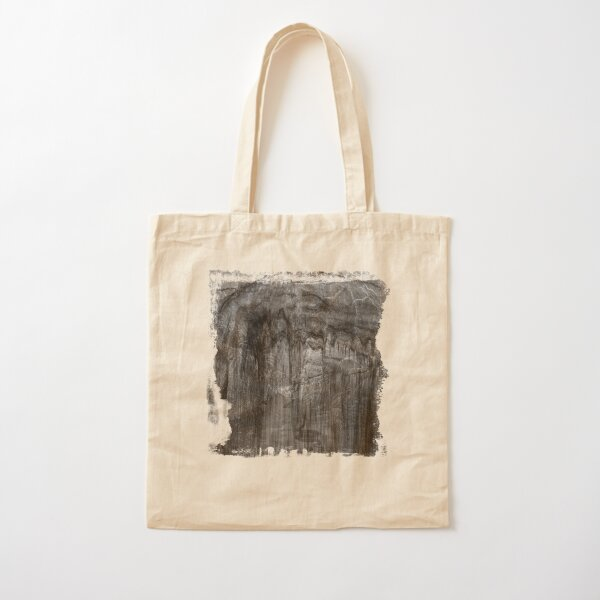The Atlas of Dreams - Plate 18 (b&w) Cotton Tote Bag