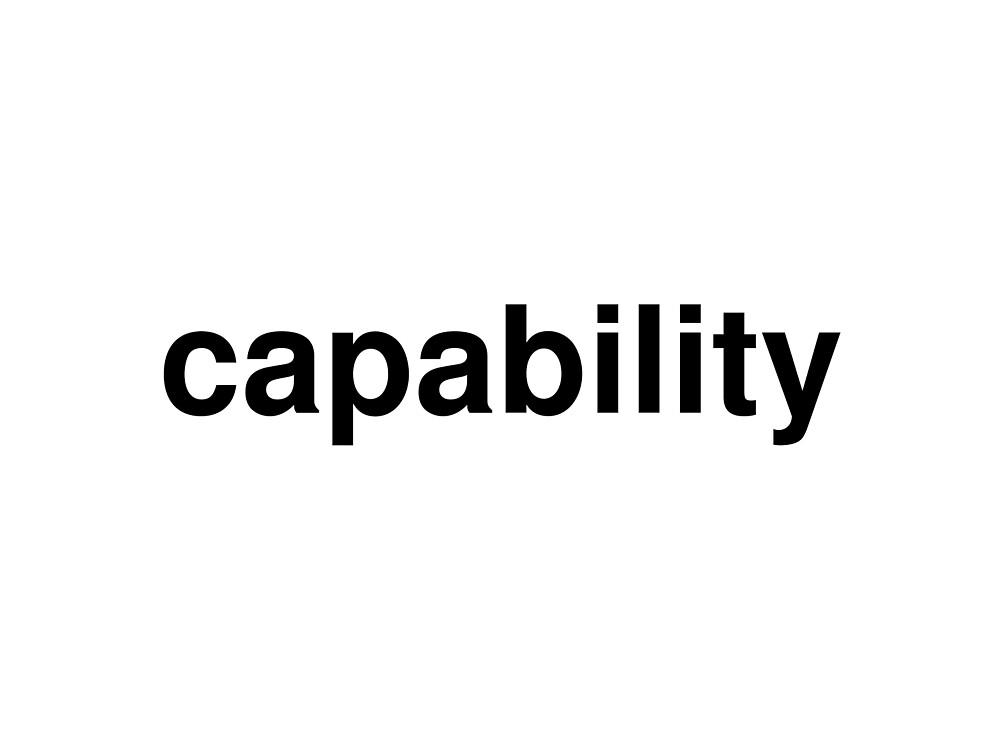 capability by ninov94