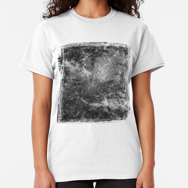 The Atlas of Dreams - Plate 19 (b&w) Classic T-Shirt