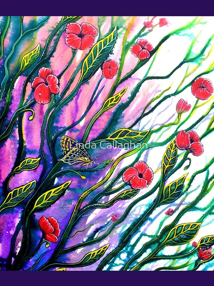 Morning Breeze - Flowers by LindArt1