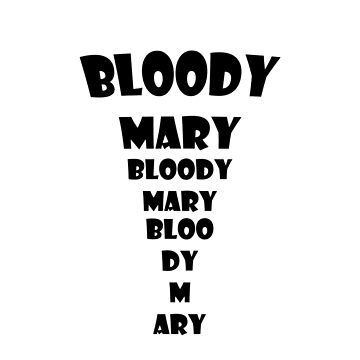 Blood Mary Black by LadyRaRa25