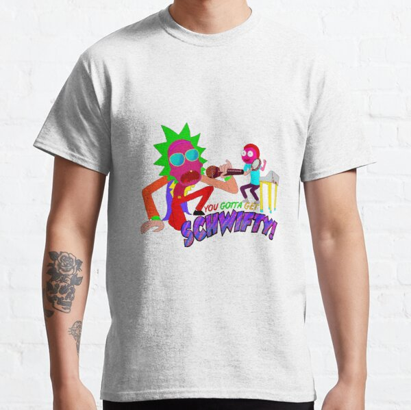 Rick and Morty Scwifty! Classic T-Shirt