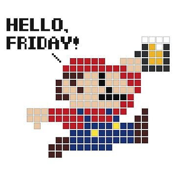 Hello, Friday! by Katches