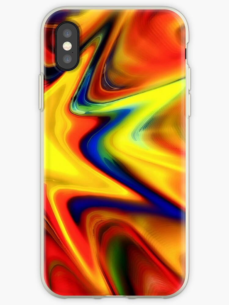 Splash - phone case by Scott Mitchell