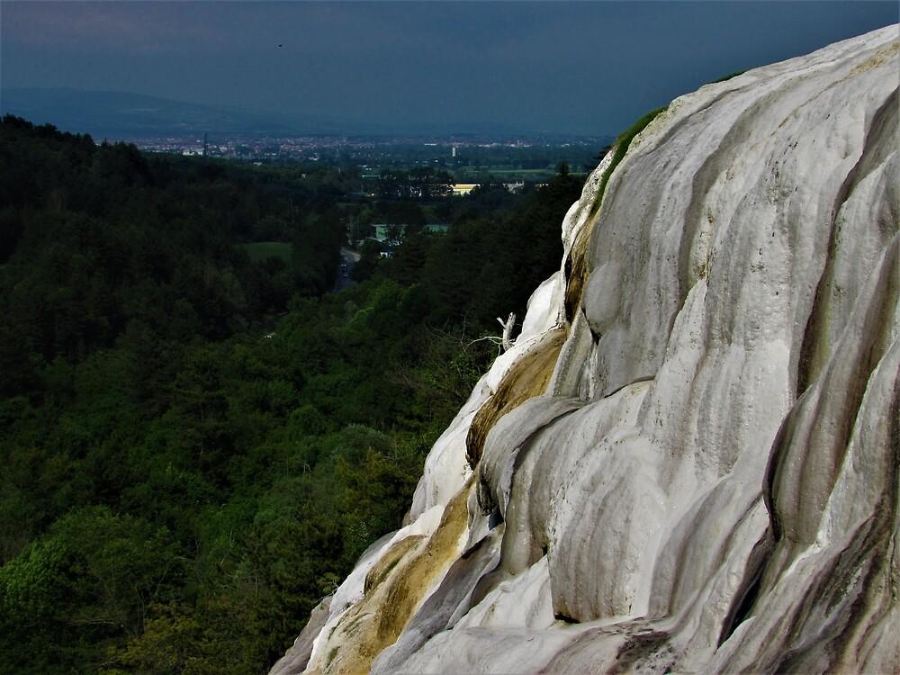 Akkaya Travertine Hill & Bolu by tomeoftrovius